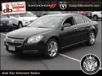 Options:  2012 Chevrolet Malibu 4Dr Sdn Lt W/1Lt|Front