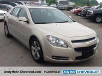 Chevrolet Malibu  Clean CARFAX. CARFAX One-Owner.