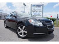 2012 Chevrolet Malibu LT.  22/33mpg Awards:  * 2012