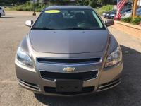 Options:  2012 Chevrolet Malibu Lt|Gray|Clean Carfax.