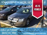 As is vehicle. Every pre-owned vehicle on our lot