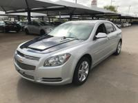 We are excited to offer this 2012 Chevrolet Malibu.