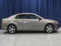 Clean Carfax Sedan with Steering Wheel Audio Controls!