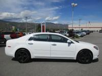 Options:  2012 Chevrolet Malibu Lt W/2Lt|Front Wheel