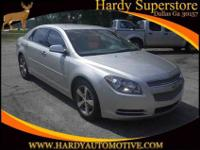 2012 Chevrolet Malibu LT with 1LT For