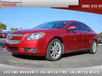 2012 Chevrolet Malibu LTZ Sedan, *** FLORIDA OWNED