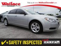 2012 CHEVROLET MALIBU SEDAN 4 DOOR LS Our Location is: