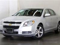 2012 CHEVROLET MALIBU SEDAN 4 DOOR LT w/1LT Our