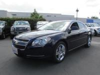 This 2012 Chevrolet Malibu 4dr 4dr Sdn LT with 1LT