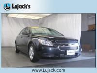 This impressive example of a 2012 Chevrolet Malibu LS
