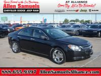 Don't let this 2012 Chevrolet Malibu LT drive away