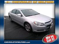 Chevrolet of Milford is honored to present a wonderful