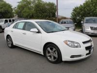 2012 Chevrolet Malibu Sedan LT w/1LT Our Location is: