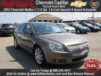 2012 Chevrolet Malibu Sedan LTZ Our Location is: Bill
