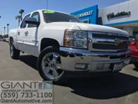 Giant Chevrolet is proud to offer this 2012 Chevrolet
