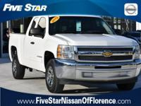 2012 Chevrolet Silverado 1500 LT Summit White 2D