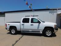 2012 Chevrolet Silverado 1500 LT 6-Speed Automatic