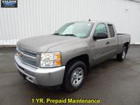 Here's a great deal on a 2012 Chevrolet Silverado 1500!