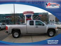 This is a 2012 Chevrolet Silverado 1500 LS Extended Cab