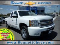 This Silverado 1500 is Certified! This 2012 Chevrolet
