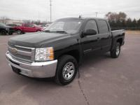 This 2012 Chevrolet Silverado 1500 LS is offered to you