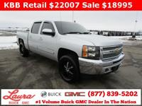1-Owner New Vehicle Trade! LS 4.8 V8 Crew Cab 4x4.