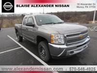 2012 Chevrolet Silverado 1500 LS Williamsport area.