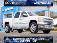 Southern Chevrolet is proud to offer this rock solid