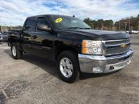 Black Granite Metallic 2012 Chevrolet Silverado 1500 LT