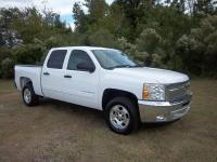 Options:  2012 Chevrolet Silverado 1500 Lt 4X2 4Dr Crew