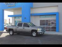 2012 Chevy 1500 crew cab! One owner Carfax- No accident