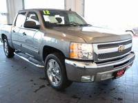 Options:  2012 Chevrolet Silverado 1500