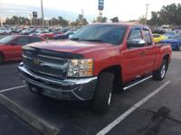 Certified. This 2012 Chevrolet Silverado 1500 in