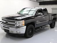 This awesome 2012 Chevrolet Silverado 1500 comes loaded
