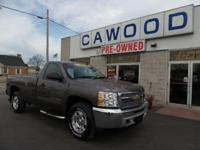 Options:  2012 Chevrolet Silverado 1500 Lt|Silver|3.42
