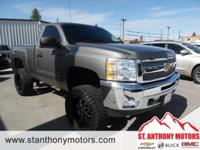 This 2012 Chevrolet Silverado 1500 has a 5.3 liter 8