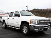 2012 Chevrolet Silverado 1500 White LT Oil change and