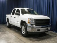 Clean Carfax 4x4 Truck with Towing Package!  Options: