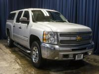One Owner 4x4 Truck with Matching Canopy!  Options:
