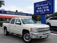 Options:  2012 Chevrolet Silverado 1500