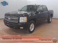 2012 CHEVROLET SILVERADO CREW CAB LT 4X4 WITH Z71 OFF