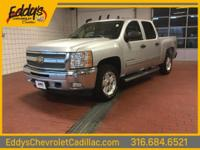 This 2012 Chevrolet Silverado 1500 LT is proudly