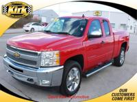 You dont want to miss a deal on this 2012 Silverado LT