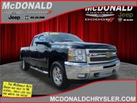 Options:  2012 Chevrolet Silverado 1500 Lt 4X4 Extended