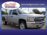 Exterior Color: silver ice metallic, Body: Extended Cab
