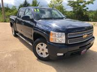 This 2012 Chevrolet Silverado 1500 LTZ is proudly