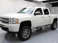This awesome 2012 Chevrolet Silverado 1500 4x4 comes