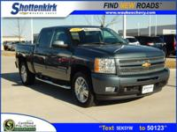 Options:  2012 Chevrolet Silverado 1500 Ltz|4X4 Ltz 4Dr
