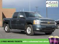 This 2012 Chevrolet Silverado 1500 LTZ will sell fast