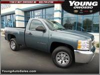 2012 Chevrolet Silverado 1500 Regular Cab Pickup Work